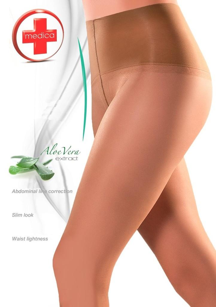 Punčochové kalhoty 20 DEN tvarující břicho MODELATI