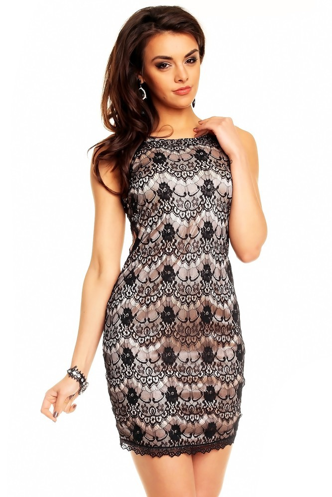 Luxusní dámské šaty