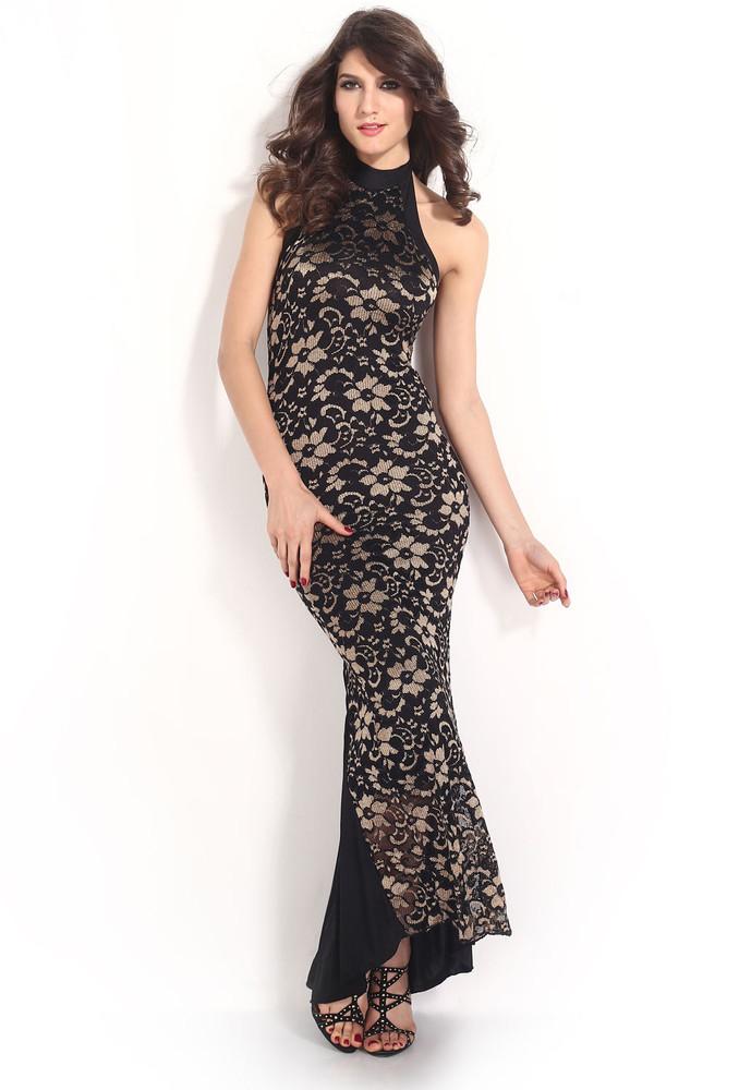 Dlouhé šaty do společnosti d-sat281