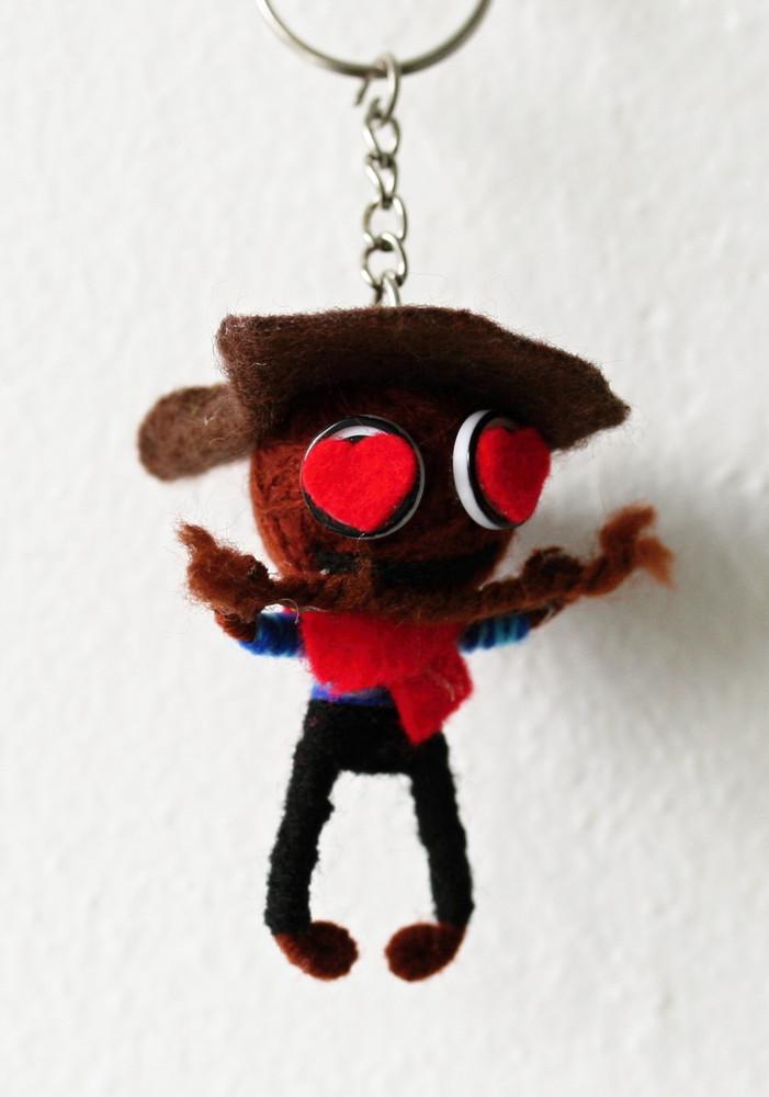 Mini voodoo panenka wen42-035