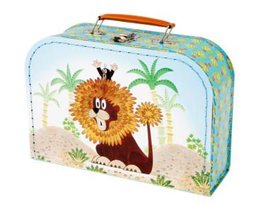 Kufr Krtek a lev malý