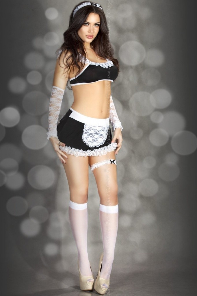 Maid Set Chilirose kostým CR-3519