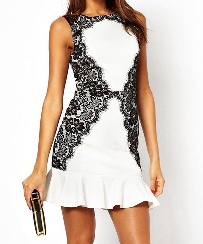 Elegantní dámské šaty d-sat272