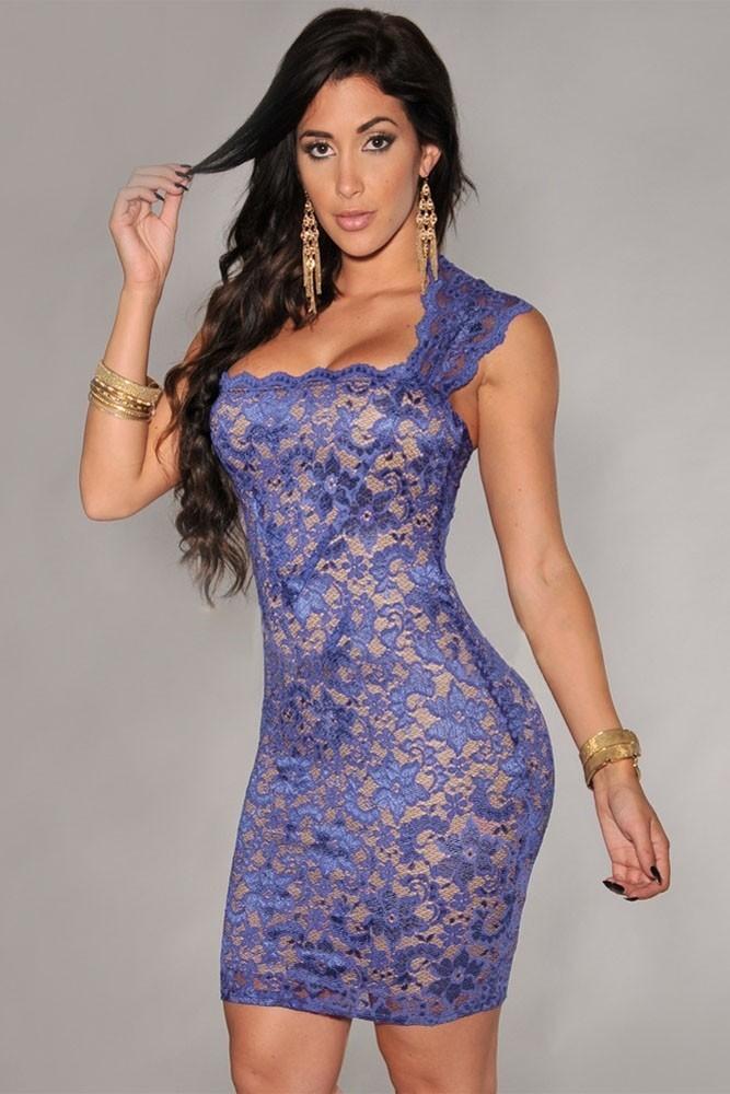 Elegantní šaty s krajkou imoda_d-sat296mo