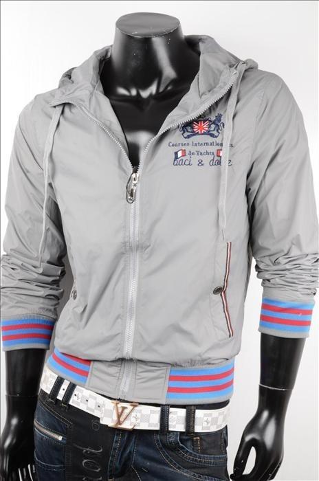 Pánská bunda s kapucí p-bu08gr