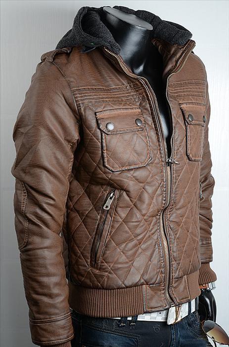 Pánská zimní bunda p-bu06hn