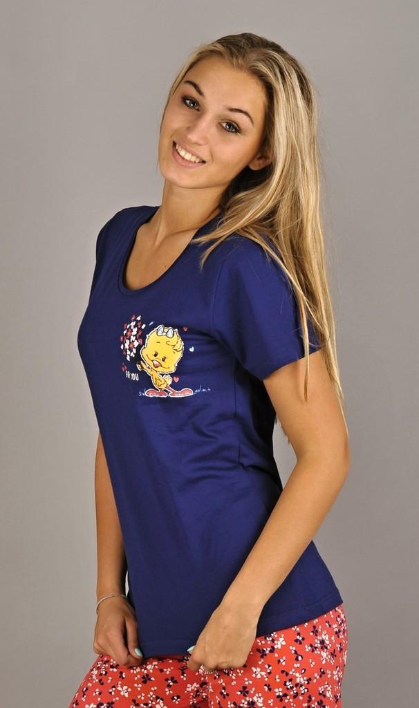 Bavlněné dívčí pyžamo Lilli