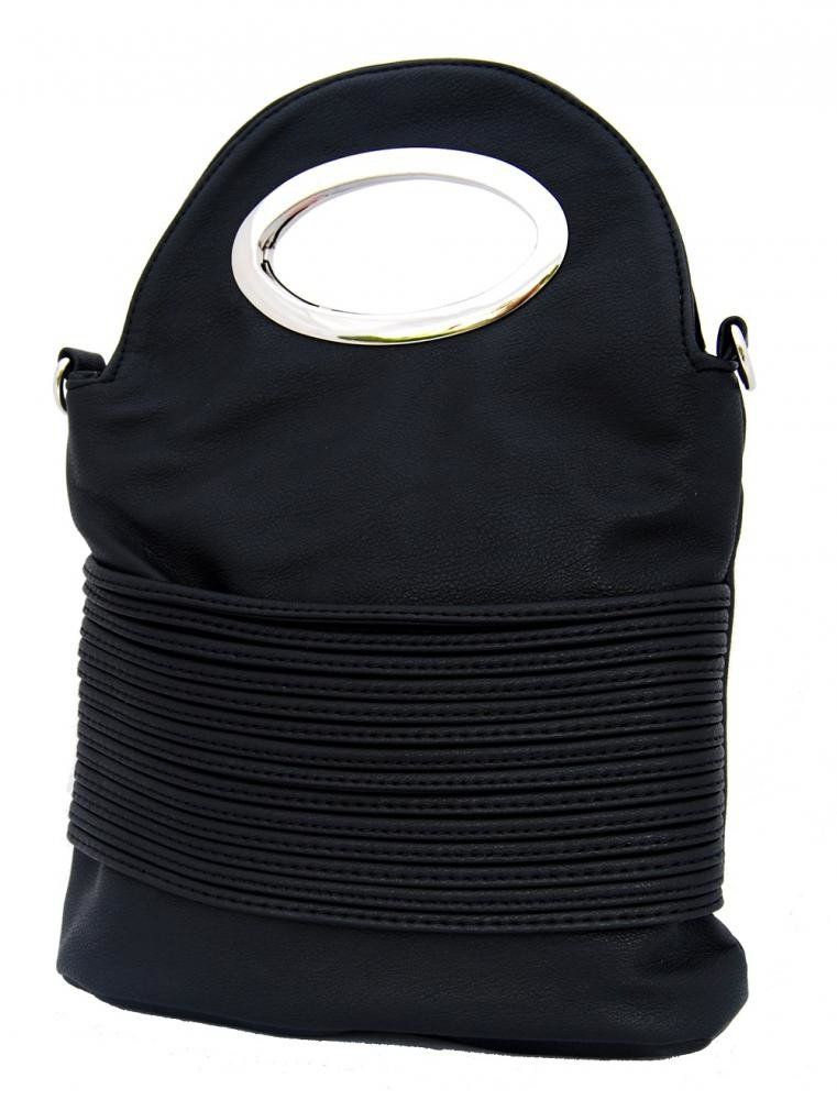 Malá kabelka do ruky / crossbody 310 černá