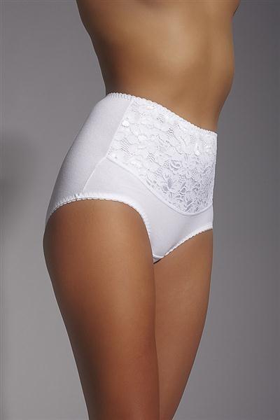 Stahovací kalhotky Ala white