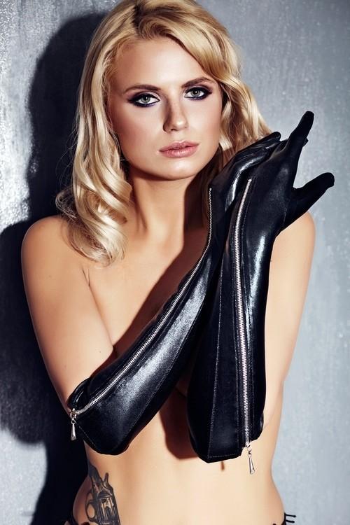 Erotické rukavice A0213