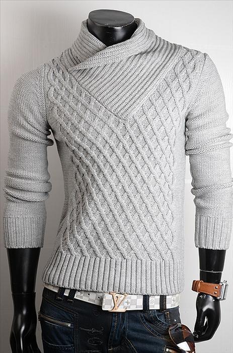 Pánský svetr p-sv010sg