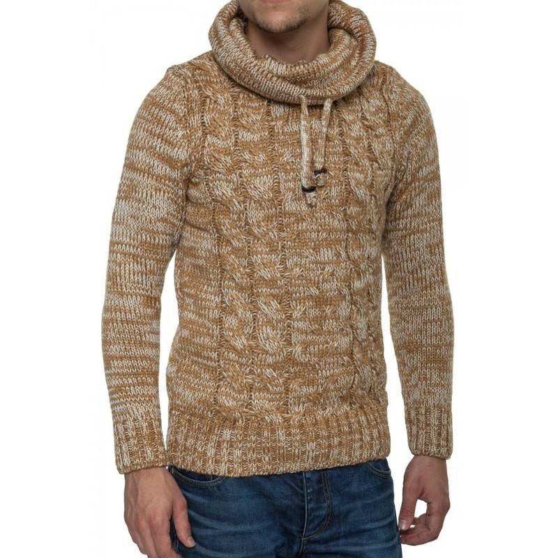 Pletený pánský svetr cp-sv02ca