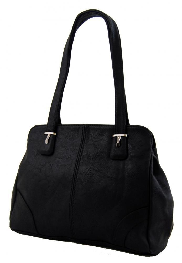 Dámská kabelka na rameno 807 černá