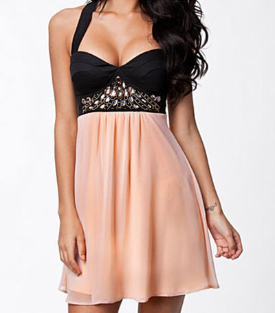 Krátké plesové šaty d-sat336