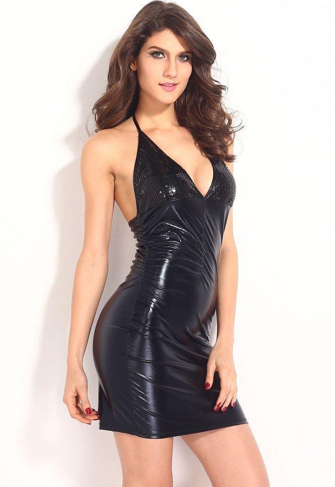 Sexy šaty d-sat322bl