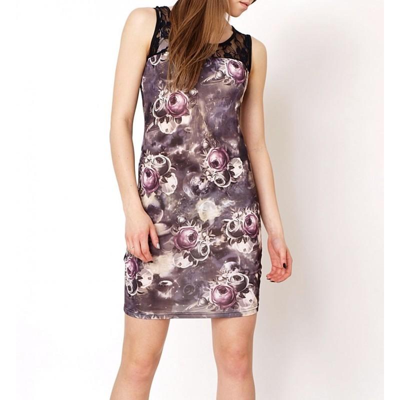 Krátké letní šaty d-sat275gr