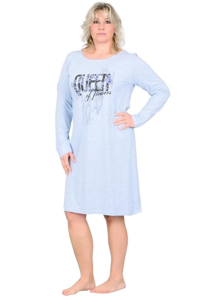 Dámská košile nadměrné velikosti s nápisem Queen