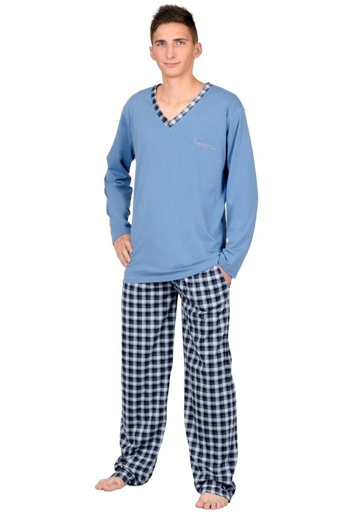 Pánské pyžamo s nápisem Street graphic