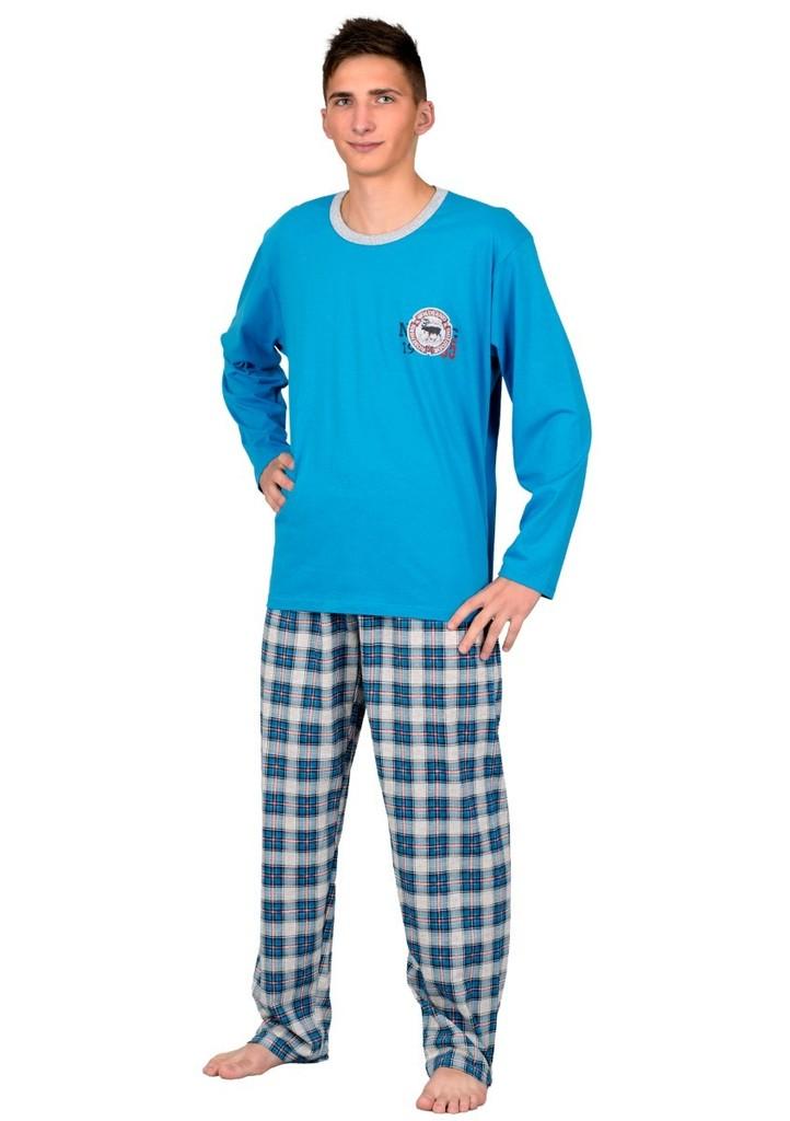 Pánské pyžamo s obrázkem soba