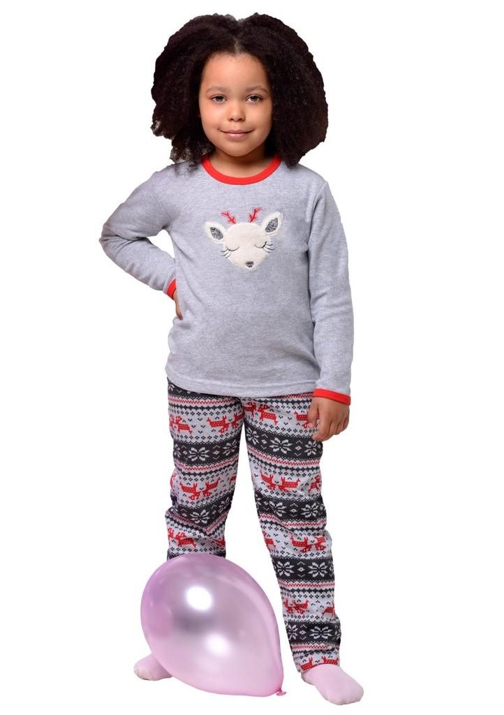 Dětské pyžamo s obrázkem soba