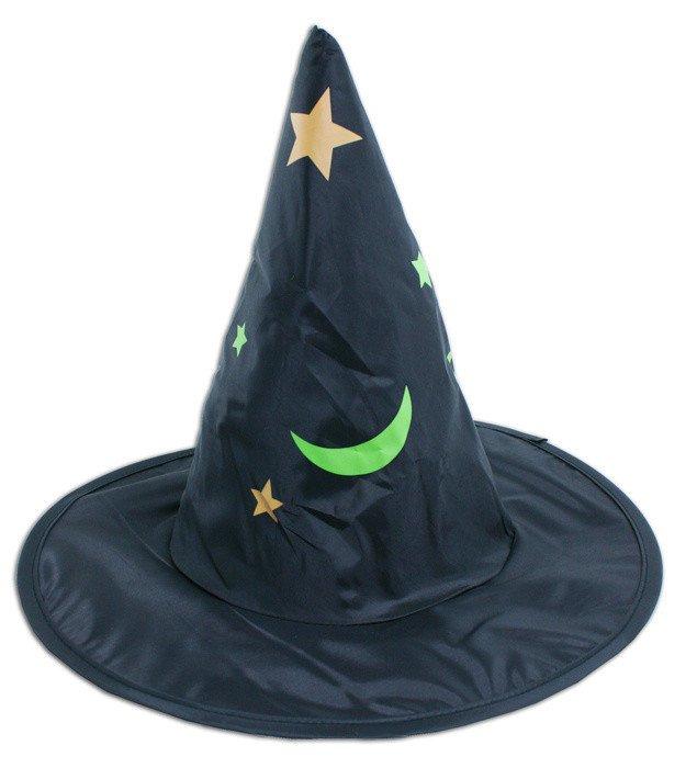klobouk čarodějnický dětský