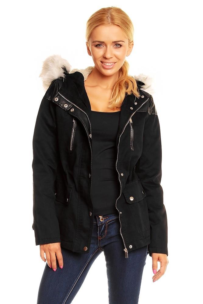 Dámská zimní sportovní bunda hs-bu089bl