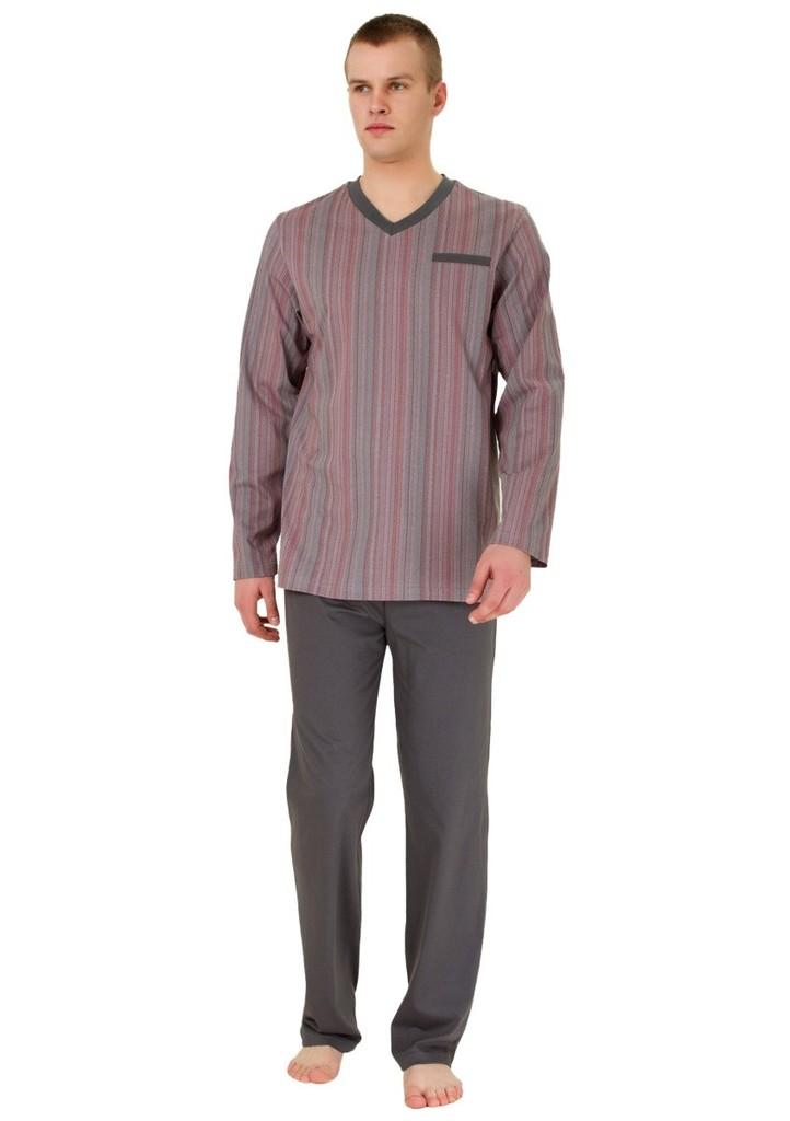 Pánské pyžamo s kapsičkou