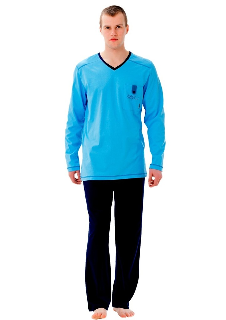 Pánské pyžamo s kapsou