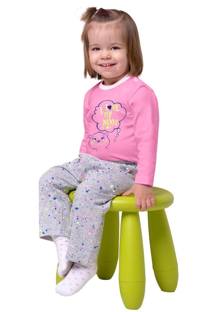 Dětské pyžamo s obrázkem medvídka