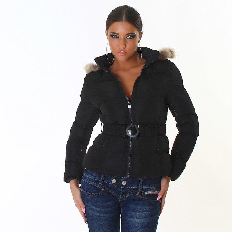 Elegantní dámská bunda l-bu012