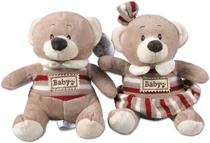 Medvídek Baby 18 cm 2 druhy