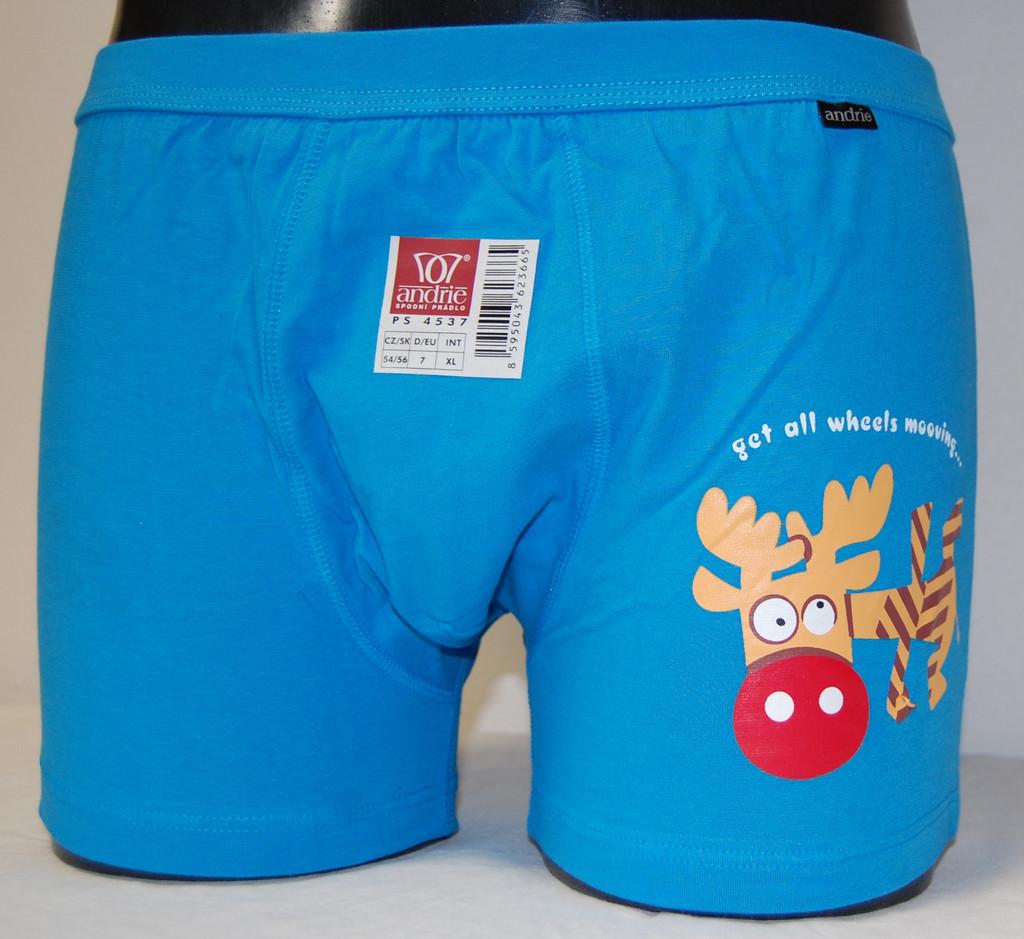 Pánské boxerky s obrázkem PS 4537