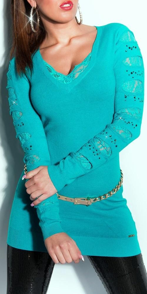 Elegantní dámská tunika in-sv080ze