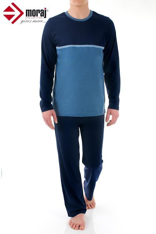 Pánské pyžamo PDM 3500-001 granat