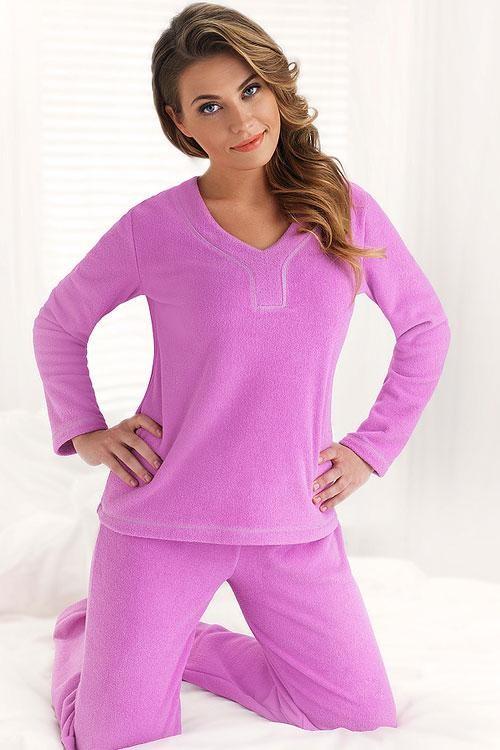 Dámské pyžamo Dorota KO-111 violet