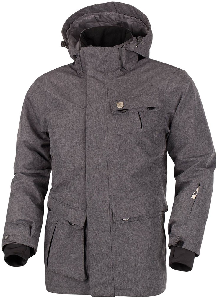 Pánská zimní bunda Colt Men´s Jacket Black