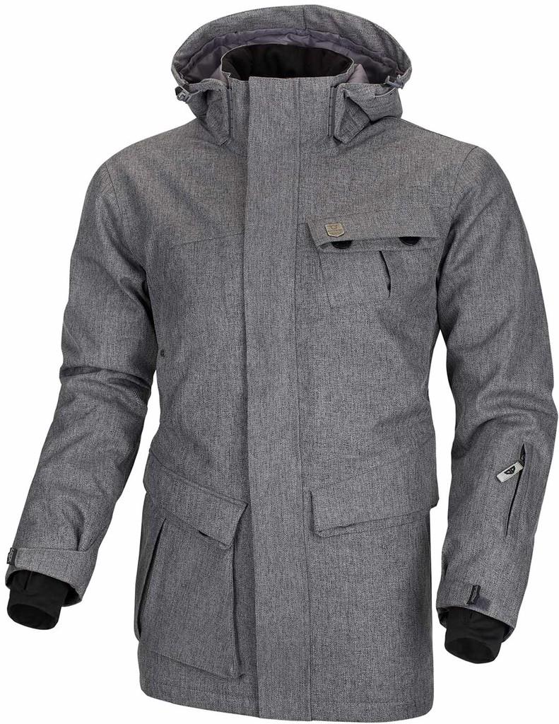 Pánská zimní bunda Colt Men´s Jacket Grey