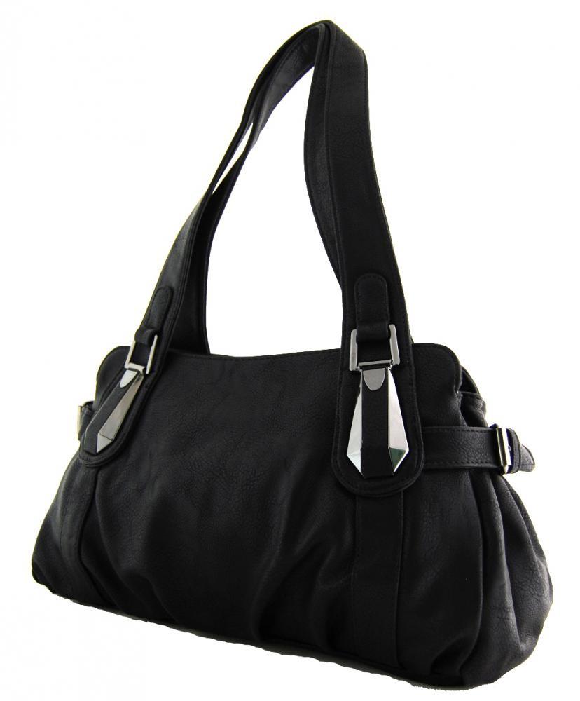 Dámská kabelka na rameno 803 černá