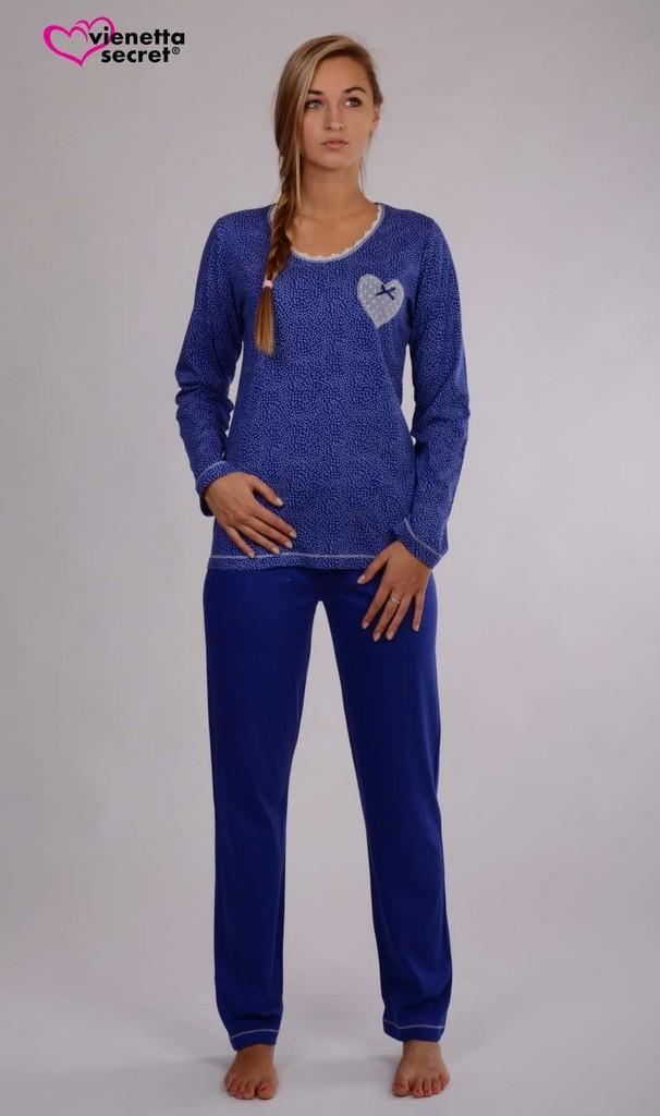 Bavlněné dámské pyžamo Emma