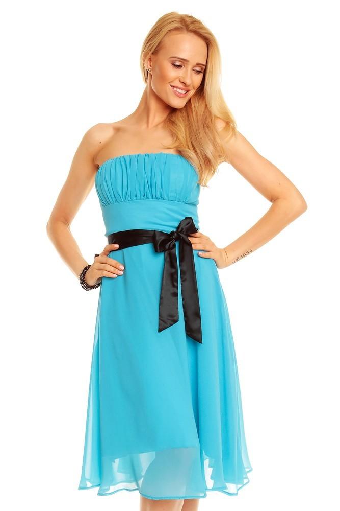 Šaty do tanečních modré hs-sa392tu + soutěž 712d3643f1e