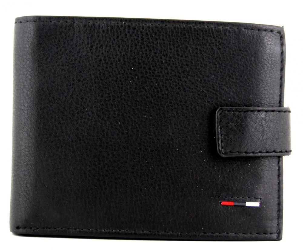 Pánská peněženka v krabičce 9182 černá