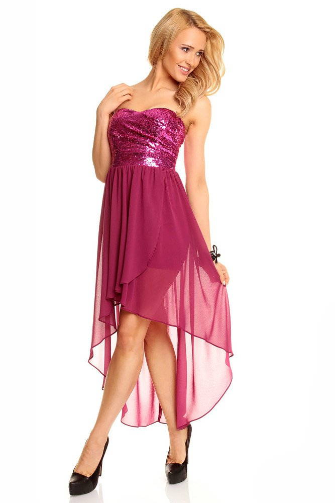 Společenské dámské šaty hs-sa353li