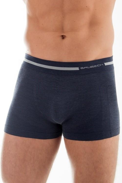 Pánské boxerky Wool BX 10430 C.Jeans