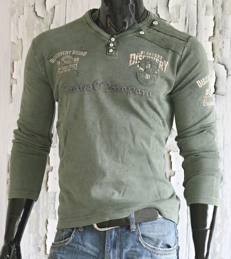 Stylové pánské tričko p-tr26kh