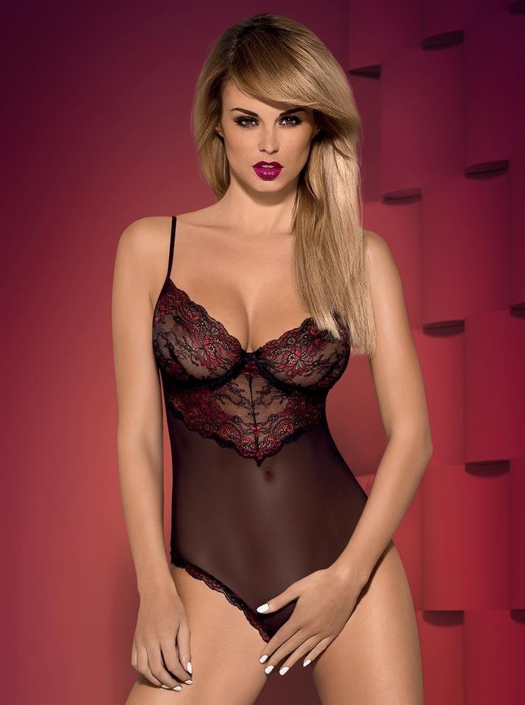 Body Musca teddy XXL