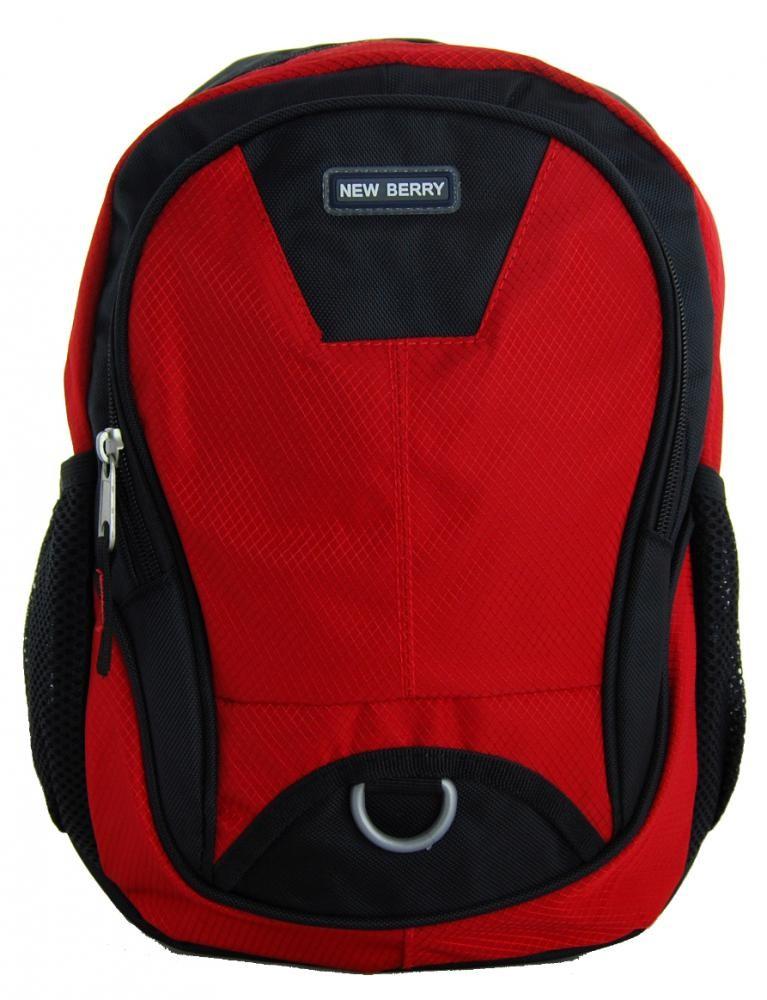 Dětský batoh / batůžek L679 červený