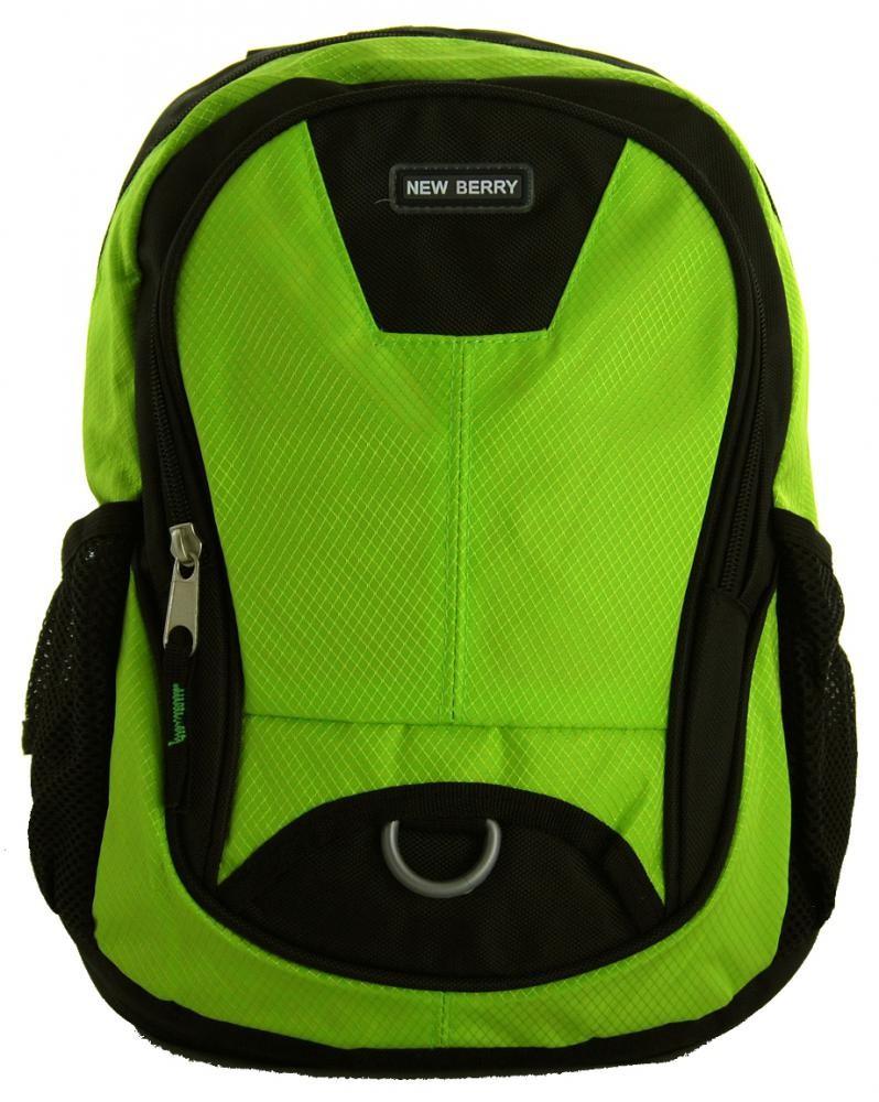 Dětský batoh / batůžek L679 reflexní žlutozelený
