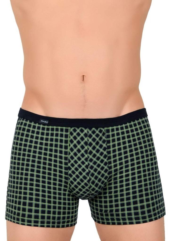Pánské boxerky se vzorem kostičky 431