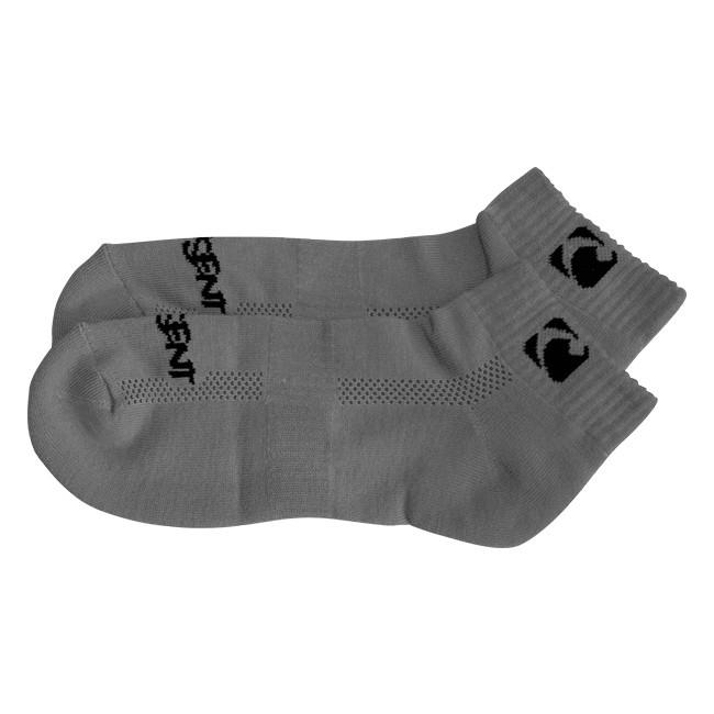 Šedé ponožky New Squarez Short CZ