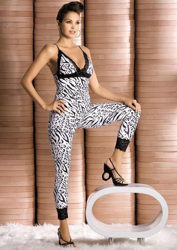 Souprava Zebra top + pants